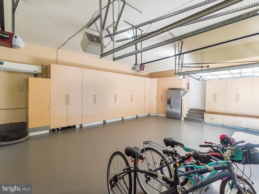 Custom Built Cabinet in 3 Car Garrages - 12809 GLENDALE CT, FREDERICKSBURG