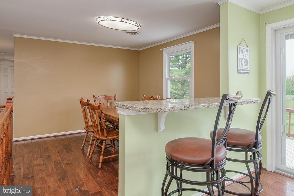Dining room Pic 2 - 7517 PICNIC WOODS RD, MIDDLETOWN