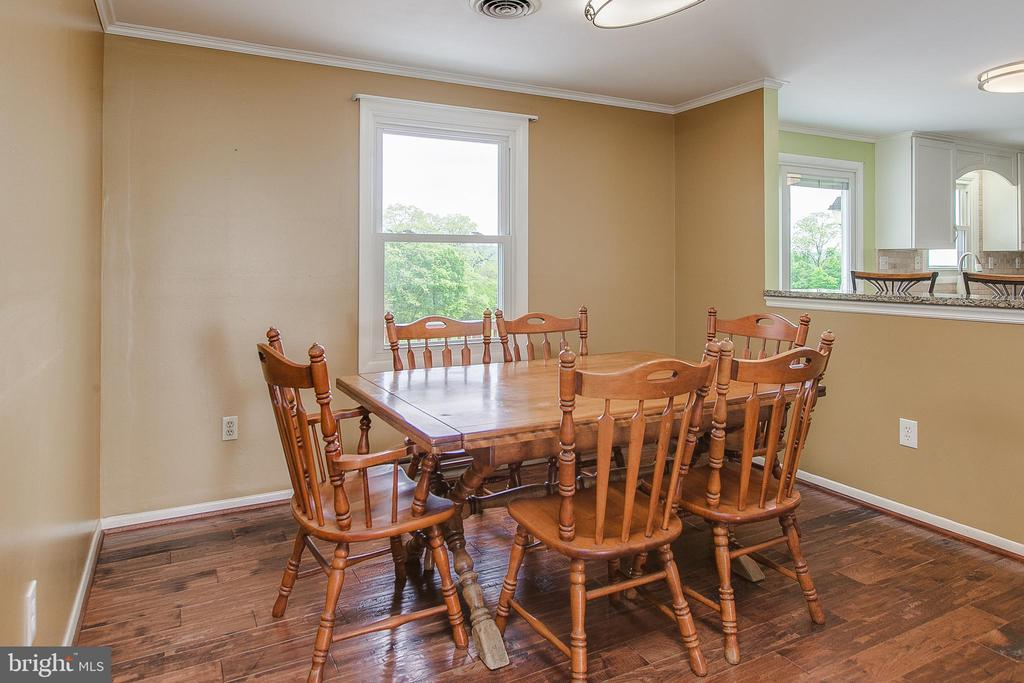 Dining room Pic 3 - 7517 PICNIC WOODS RD, MIDDLETOWN