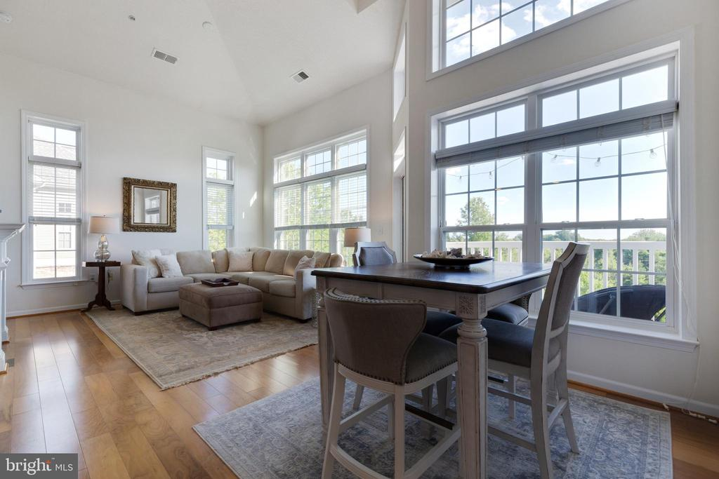 Open Floor Plan with Large Windows - 505 SUNSET VIEW TER SE #308, LEESBURG