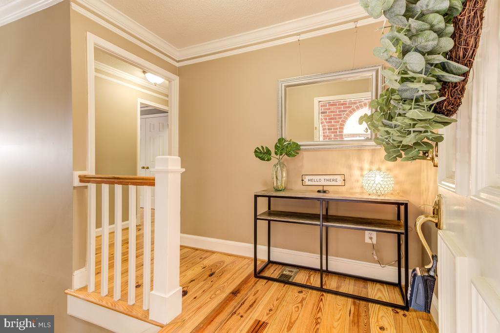 Foyer - 4345 MASSACHUSETTS AVE NW #4345, WASHINGTON