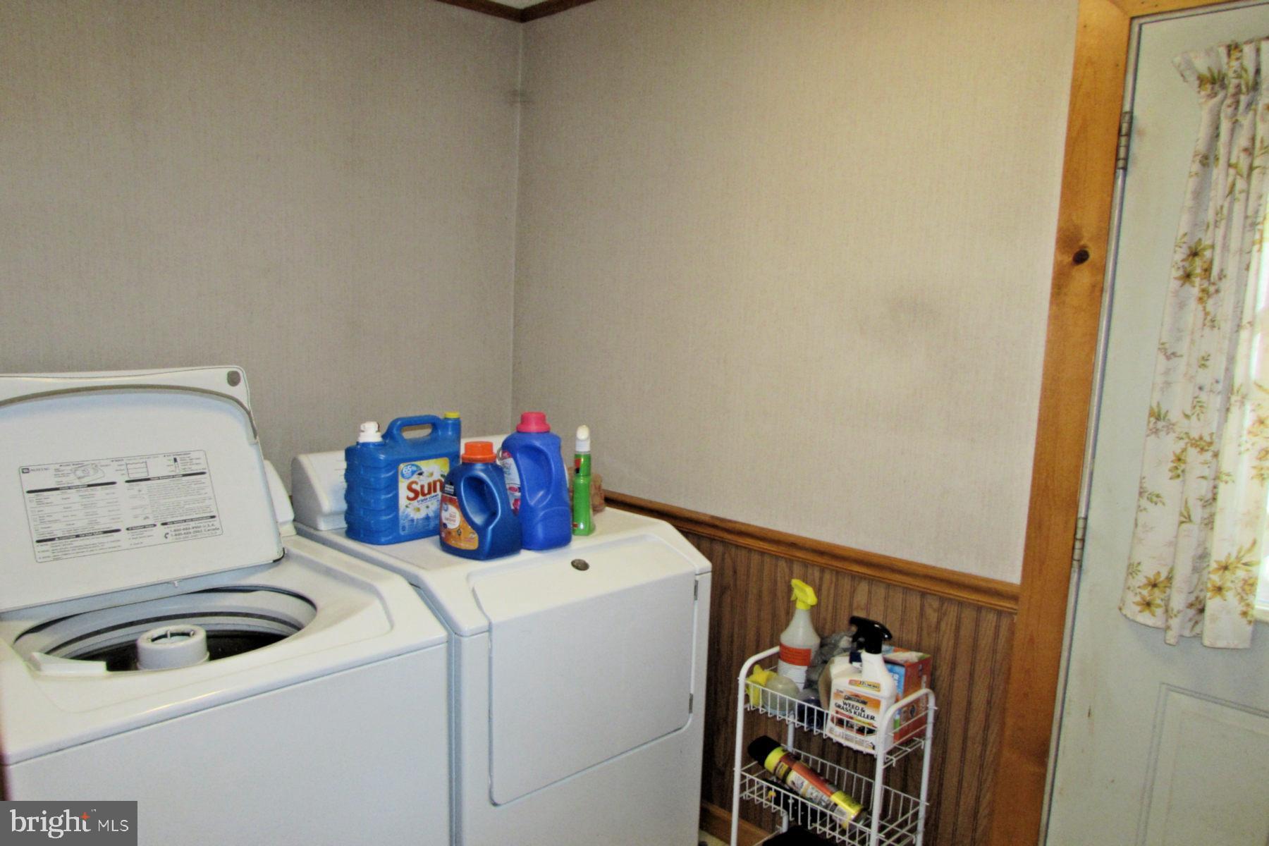 1st Floor Laundry