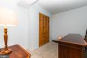 Pic 1 Den in Basement Ideal For An Office - 5 BARNSWALLOW CT, STERLING