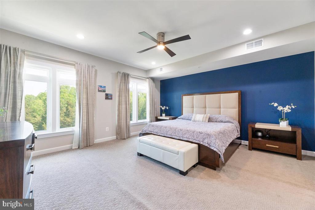 Primary bedroom - 1800 BLUE MARBLE TER SE, LEESBURG