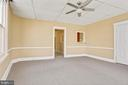 10' Ceilings in much of the Main Level - 5 BARNEY CIR SE, WASHINGTON
