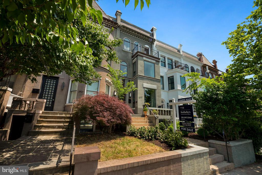 Welcome to 2419 1st Street NW #2! - 2419 1ST ST NW #2, WASHINGTON