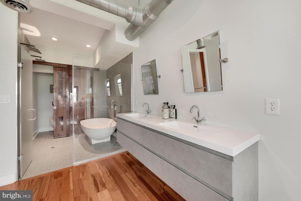 Owner's Suite Bathroom - 2419 1ST ST NW #2, WASHINGTON