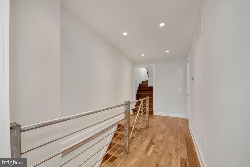 Second Floor Hallway - 2419 1ST ST NW #2, WASHINGTON