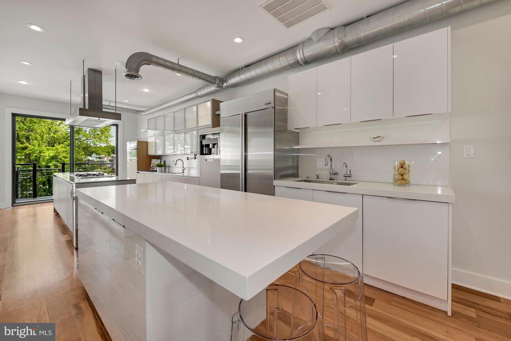 Gourmet Kitchen - 2419 1ST ST NW #2, WASHINGTON