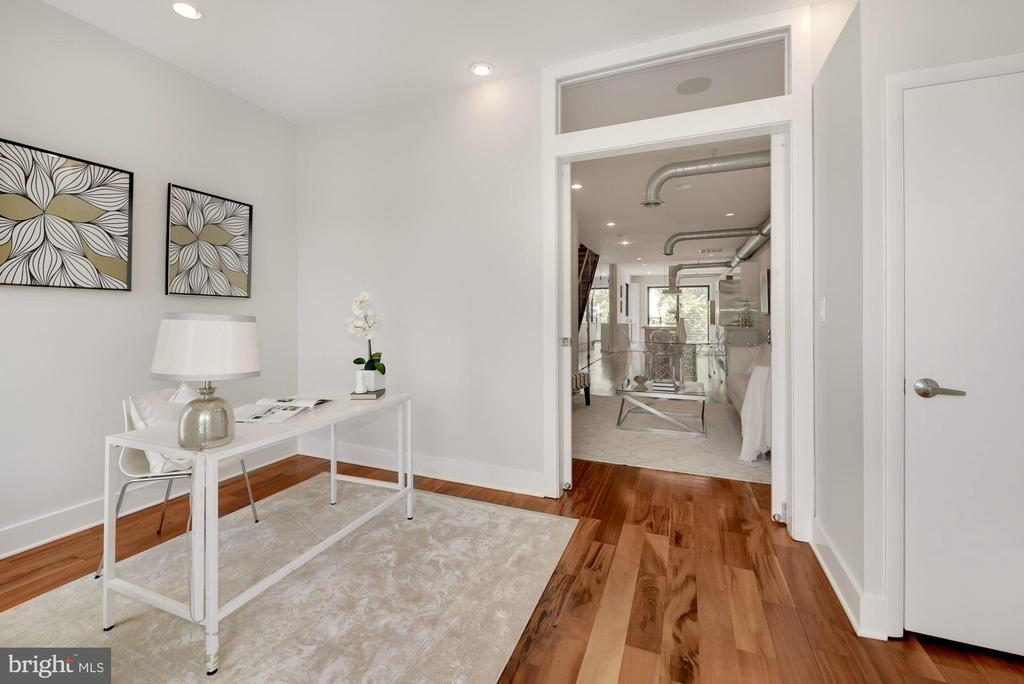 Home Office/ Bedroom - 2419 1ST ST NW #2, WASHINGTON