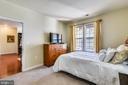 Main Bedroom - 22725 THIMBLEBERRY SQ #203, BRAMBLETON