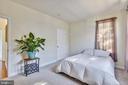 2nd Bedroom with Walk-in Closet - 22725 THIMBLEBERRY SQ #203, BRAMBLETON