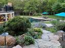 Beautiful stone walkways/lighting. - 42091 NOLEN CT, LEESBURG
