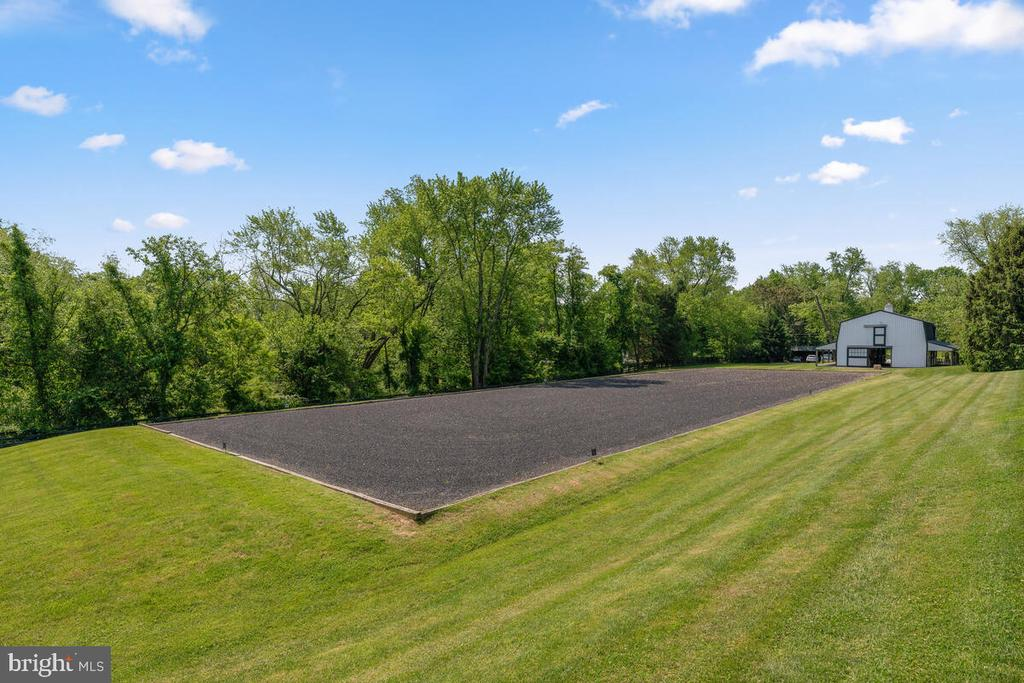 Crumb rubber Surefoot footing - 12645 OLD FREDERICK RD, SYKESVILLE