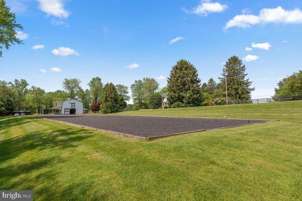 Full  size crumb rubber arena - 12645 OLD FREDERICK RD, SYKESVILLE