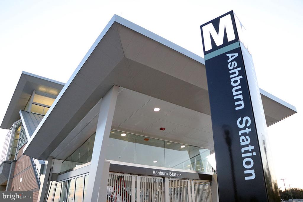 Silver Line Metro - Open in 2022 - 20343 FISHERS ISLAND CT, ASHBURN