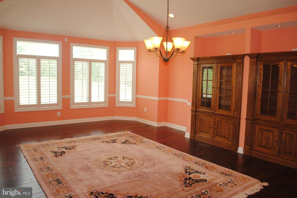 Formal Dining Room/ Main House - 8250 OLD COLUMBIA RD, FULTON