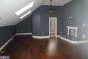 Upper Level Bedroom - 8250 OLD COLUMBIA RD, FULTON