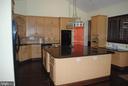 Main House kitchen/ New Quartz Countertops - 8250 OLD COLUMBIA RD, FULTON