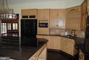 Spacious updated main house kitchen - 8250 OLD COLUMBIA RD, FULTON