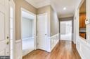 Foyer With Hardwood Floors - 44484 MALTESE FALCON SQ, ASHBURN
