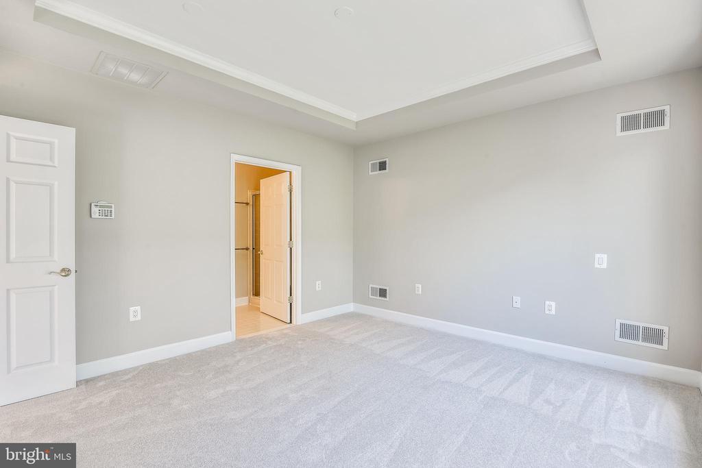 Primary Bedroom With New Carpet - 44484 MALTESE FALCON SQ, ASHBURN