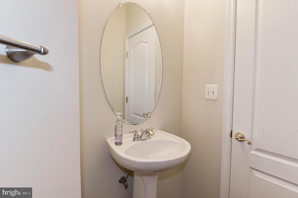 Powder room - 42918 PARK BROOKE CT, BROADLANDS