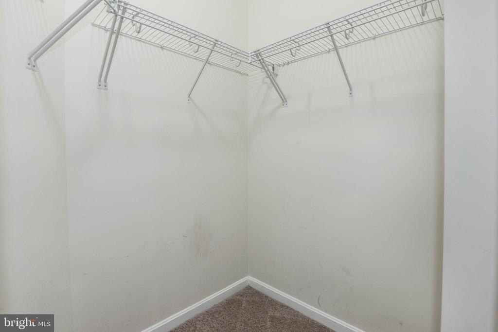 Her walk-in closet - 42918 PARK BROOKE CT, BROADLANDS