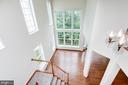 Grand 2-story living area - 42918 PARK BROOKE CT, BROADLANDS