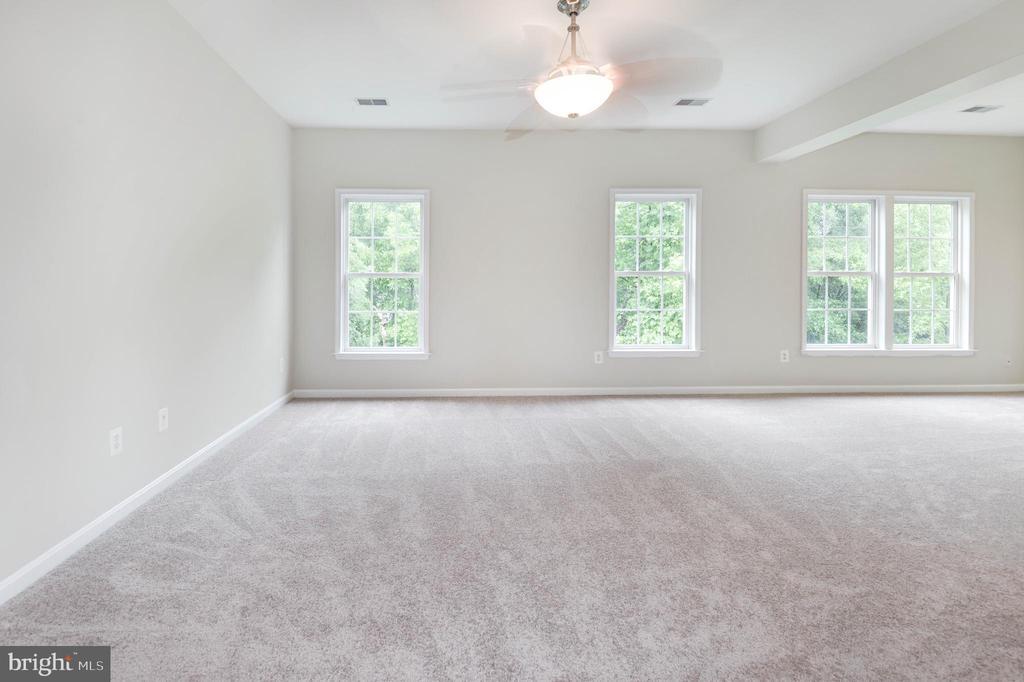 Owners suite; bedrm 1 of 4 - 42918 PARK BROOKE CT, BROADLANDS