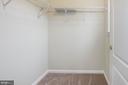 Guest bedrm; bedrm 4 of 4; walk-in closet - 42918 PARK BROOKE CT, BROADLANDS