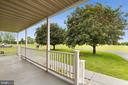 Wide front porch! - 13709 STRAFFORD DR, THURMONT