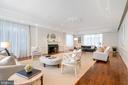 Living Room - 2443 KALORAMA RD NW, WASHINGTON