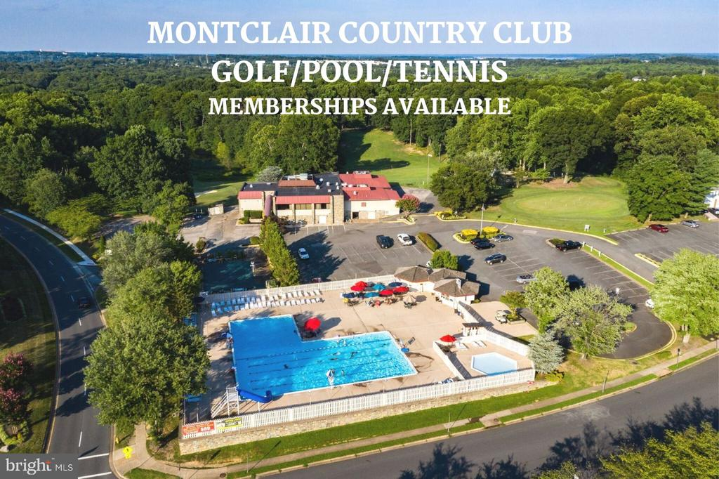 Montclair Country Club - 4290 CANDLESTICK CT, DUMFRIES