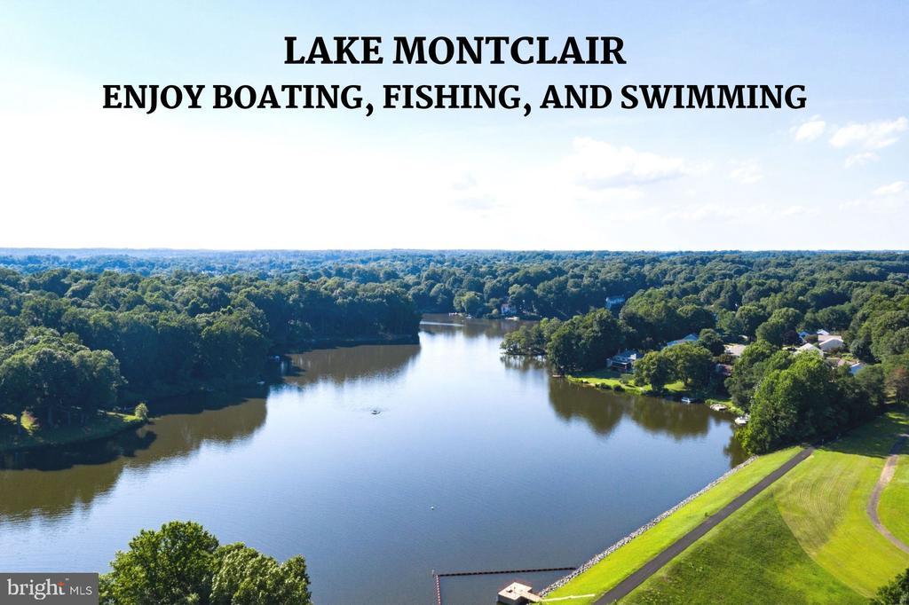 Lake Montclair - 4290 CANDLESTICK CT, DUMFRIES