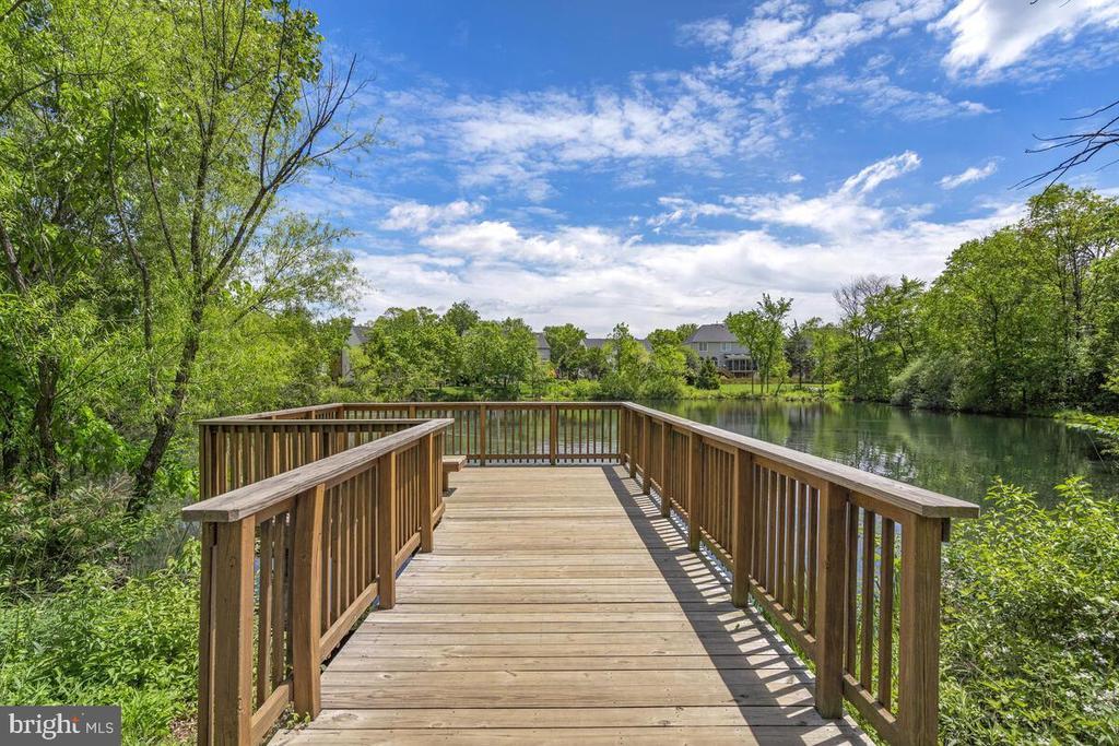 Community relaxing areas - 42918 PARK BROOKE CT, BROADLANDS