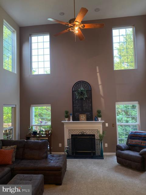 Family Room - 500 ROSEMARY LN, PURCELLVILLE