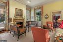 Living Room - 3038 N ST NW, WASHINGTON