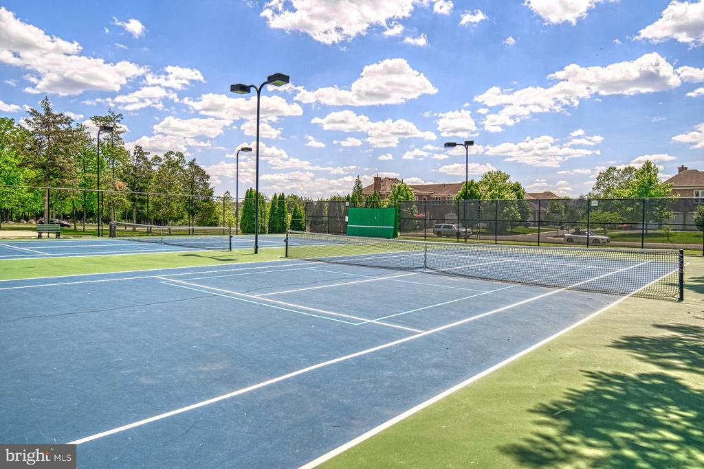 Lots of Tennis Courts Throughout the Community - 42416 RINGNECK PL, BRAMBLETON