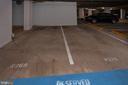2 Garage Parking Spaces - 1201 N GARFIELD ST #516, ARLINGTON