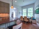 Kitchen/casual dining area - 4651 35TH ST N, ARLINGTON