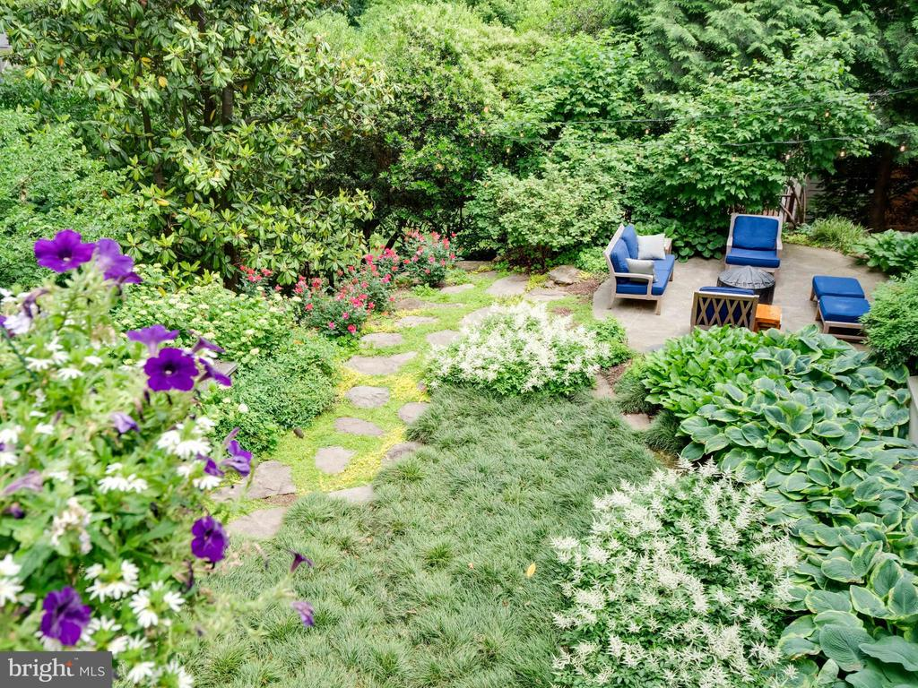 This rear yard is like no other...you must see it - 4651 35TH ST N, ARLINGTON