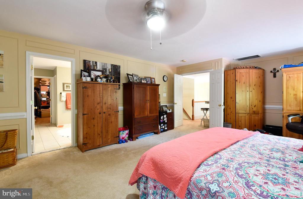 Primary bedroom - 4 AVOCET WAY, FREDERICKSBURG