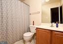 On-suite bath bedroom 2 - 4 AVOCET WAY, FREDERICKSBURG
