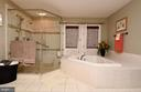 Primary bathroom - 4 AVOCET WAY, FREDERICKSBURG