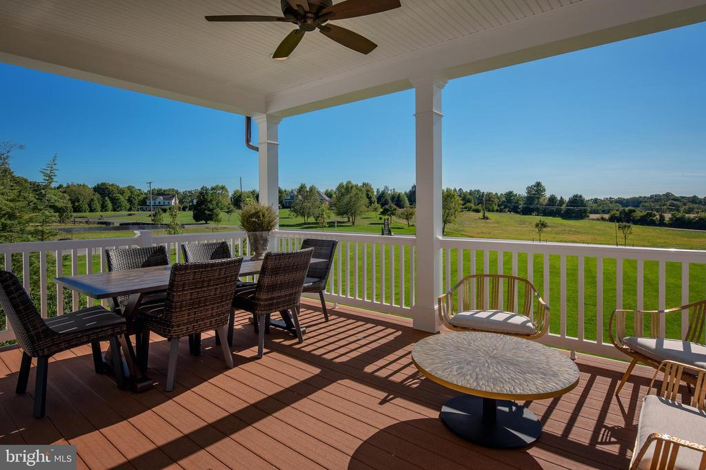 OPTIONAL COVERED PORCH - 0 LANEVE CT #1, NEW MARKET