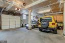 Garage Parking Space - 1737 JOHNSON AVE NW #D, WASHINGTON