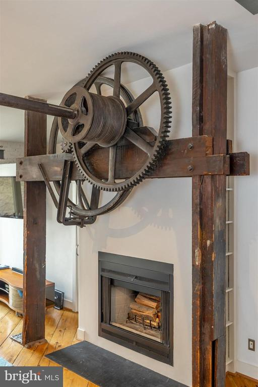 Original Elevator Gear - 1737 JOHNSON AVE NW #D, WASHINGTON