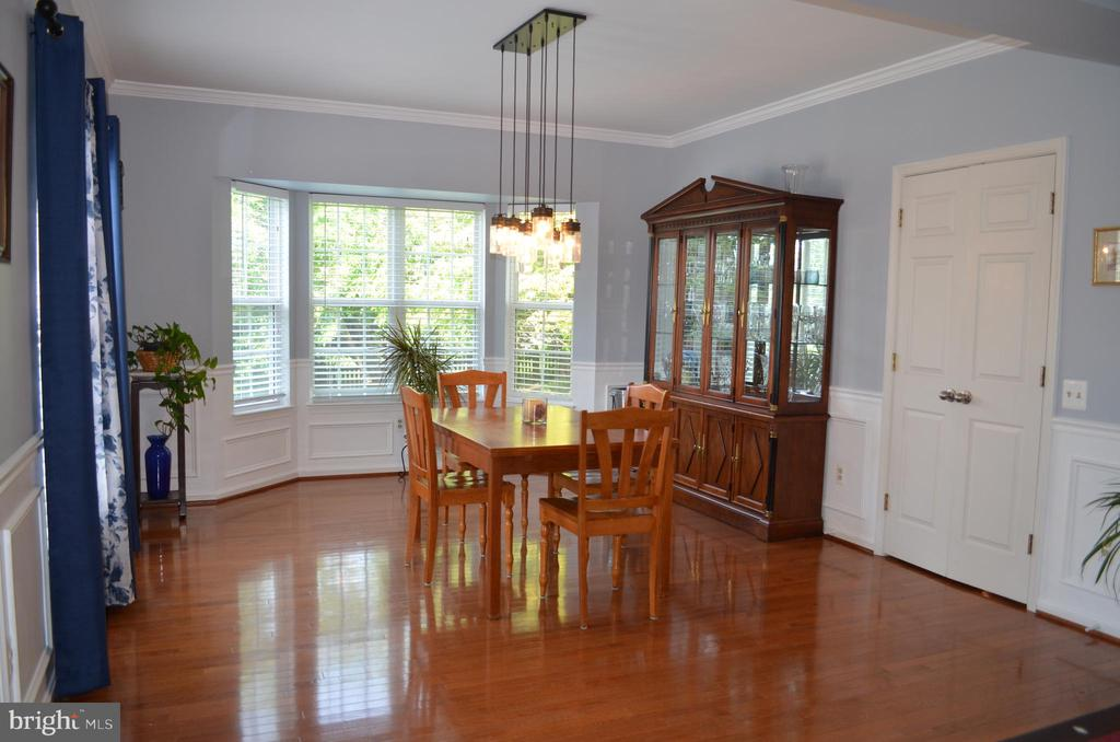 Gorgeous hardwood in every room - 6304 SPRING FOREST RD, FREDERICK