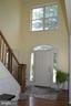 Two-story foyer with gleaming hardwood - 6304 SPRING FOREST RD, FREDERICK